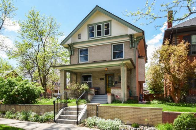 1101 Clayton Street, Denver, CO 80206 (#6586225) :: The Healey Group