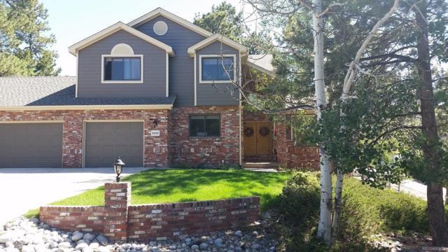 8088 Lt William Clark Road, Parker, CO 80134 (MLS #6586331) :: 8z Real Estate