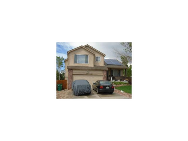 19757 Centerville Court, Parker, CO 80134 (MLS #6586789) :: 8z Real Estate