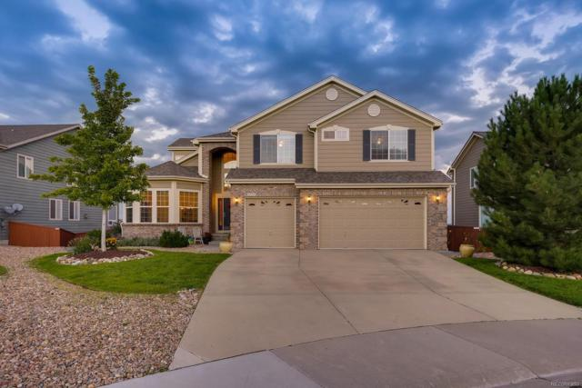 6558 Marble Lane, Castle Rock, CO 80108 (#6587002) :: The Griffith Home Team