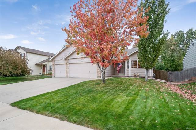 5428 Bobcat Street, Frederick, CO 80504 (#6587102) :: The Galo Garrido Group