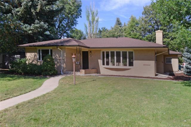 1001 Morgan Street, Fort Collins, CO 80524 (#6587255) :: Arnie Stein Team | RE/MAX Masters Millennium