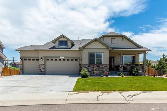 4468 Sidewinder Loop, Castle Rock, CO 80108 (MLS #6587339) :: 8z Real Estate