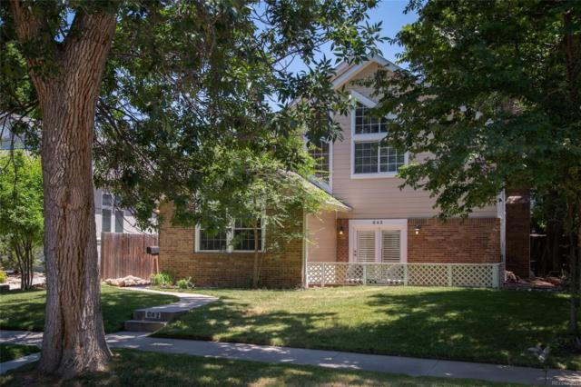 642 S York Street, Denver, CO 80209 (#6587371) :: My Home Team