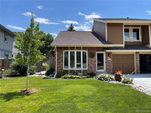 8780 W 81st Drive, Arvada, CO 80005 (#6587426) :: The Gilbert Group
