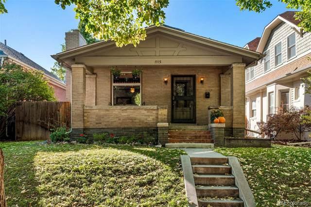 1115 Cook Street, Denver, CO 80206 (#6588079) :: Relevate   Denver