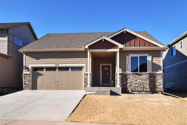 1101 103rd Avenue, Greeley, CO 80634 (MLS #6588146) :: Bliss Realty Group