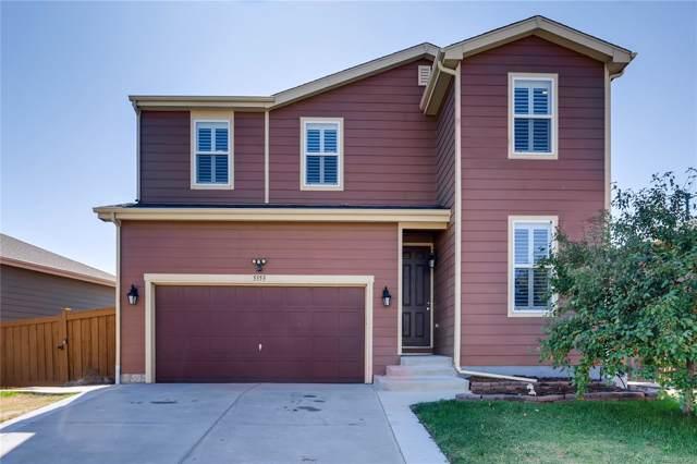 5353 Laredo Street, Denver, CO 80239 (MLS #6588292) :: 8z Real Estate