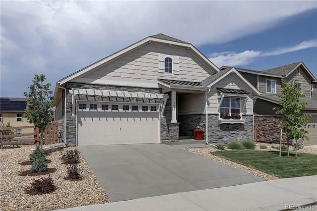7861 S Fultondale Court, Aurora, CO 80016 (#6588658) :: The DeGrood Team