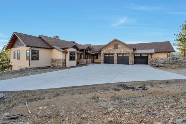 15127 Wilson Peak Road, Pine, CO 80470 (MLS #6588917) :: 8z Real Estate