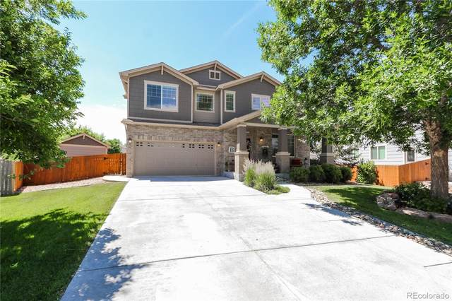 2060 E 148th Place, Thornton, CO 80602 (#6588965) :: Real Estate Professionals