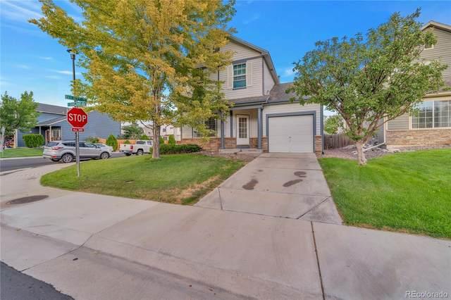 11692 Oakland Drive, Commerce City, CO 80640 (MLS #6589063) :: 8z Real Estate