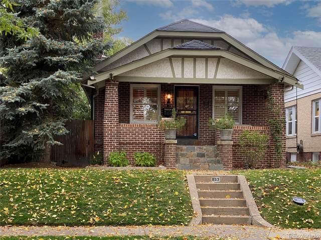 853 Cook Street, Denver, CO 80206 (MLS #6589375) :: The Sam Biller Home Team