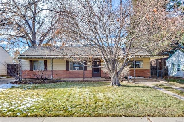 3061 S Forest Street, Denver, CO 80222 (#6589655) :: Colorado Home Finder Realty