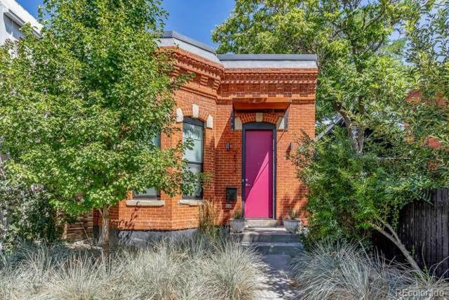 2512 Clarkson Street, Denver, CO 80205 (#6589783) :: The Healey Group