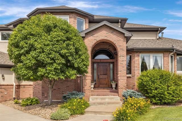 6702 S Wolff Court, Littleton, CO 80128 (#6589949) :: Wisdom Real Estate