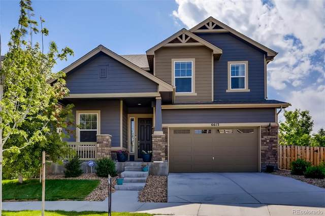 6613 S Muscadine Court, Aurora, CO 80016 (#6590293) :: The DeGrood Team
