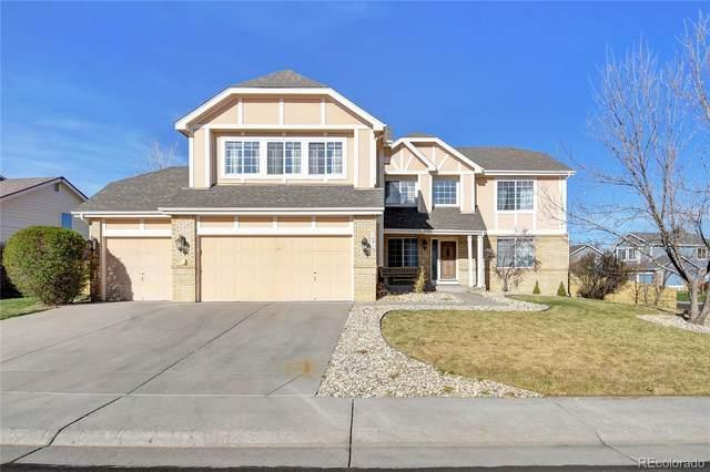 10916 Benton Place, Parker, CO 80134 (#6590584) :: Colorado Home Finder Realty