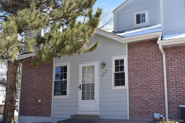 5404 W Canyon Trail D, Littleton, CO 80128 (MLS #6590919) :: 8z Real Estate