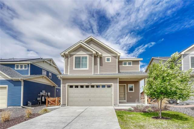 7356 Weatherwood Drive, Colorado Springs, CO 80927 (#6591110) :: The Colorado Foothills Team   Berkshire Hathaway Elevated Living Real Estate