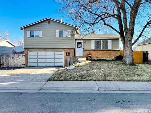 9216 W Maplewood Avenue, Littleton, CO 80123 (#6591278) :: The Dixon Group