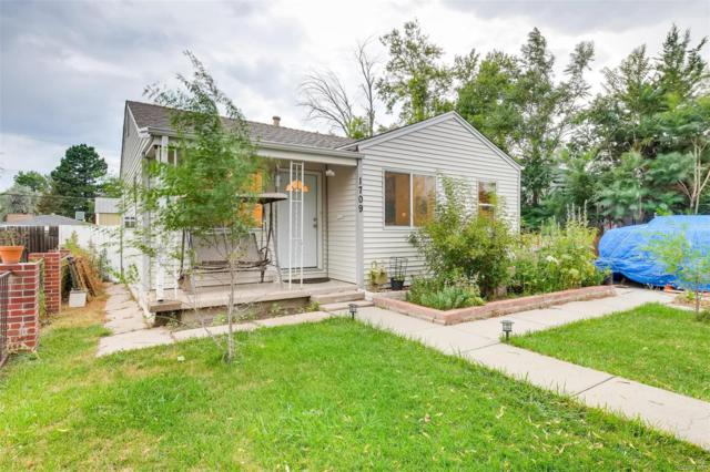 1709 Elmira Street, Aurora, CO 80010 (MLS #6591547) :: 8z Real Estate
