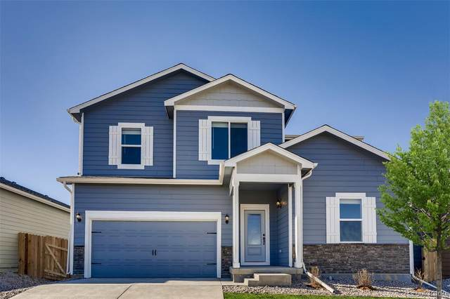 8857 Walden Street, Commerce City, CO 80022 (#6591774) :: The Griffith Home Team