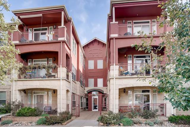 2100 N Humboldt Street #201, Denver, CO 80205 (#6592476) :: The Healey Group