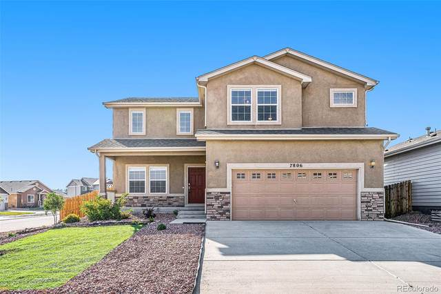7806 Springwood Terrace, Colorado Springs, CO 80908 (#6592977) :: The Dixon Group