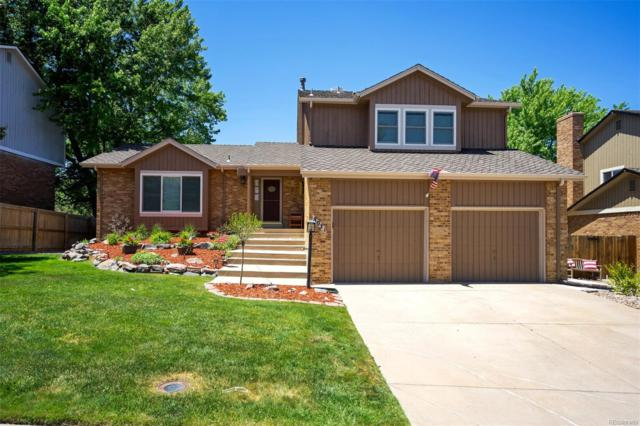 8031 Lodgepole Trail, Lone Tree, CO 80124 (#6593092) :: The DeGrood Team