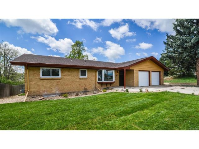725 Devinney Court, Golden, CO 80401 (MLS #6593170) :: 8z Real Estate