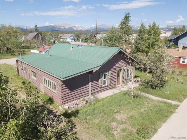 625 Main Street, Fairplay, CO 80440 (MLS #6593256) :: Clare Day with Keller Williams Advantage Realty LLC
