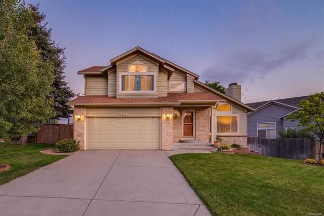 6458 S Xenophon Street, Littleton, CO 80127 (MLS #6593326) :: 8z Real Estate