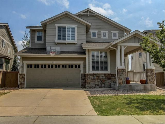 3161 Windridge Circle, Highlands Ranch, CO 80126 (MLS #6593499) :: 8z Real Estate