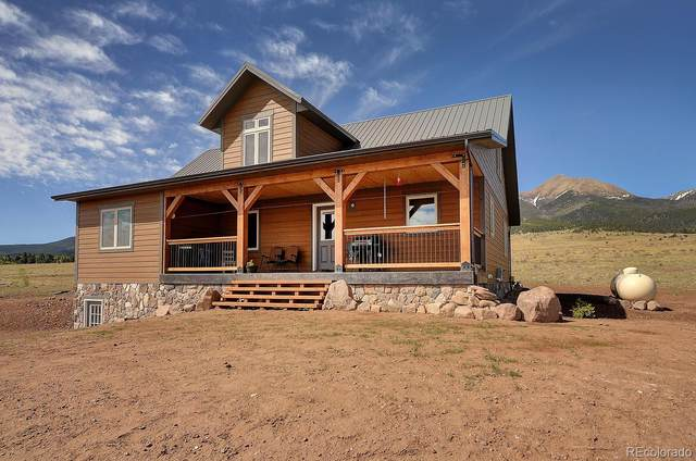 1280 Dry Creek Drive, Westcliffe, CO 81252 (#6594542) :: The Heyl Group at Keller Williams