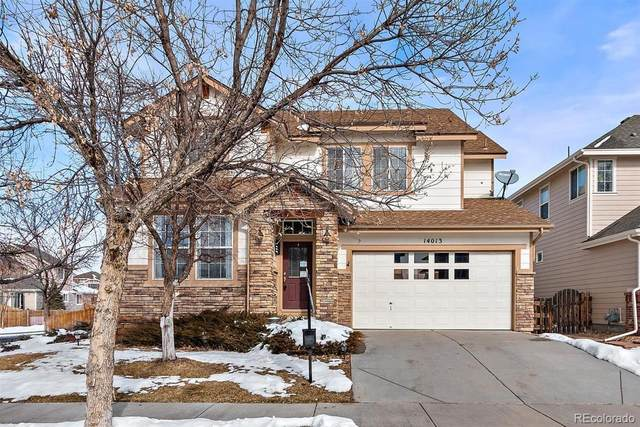 14013 E 106th Drive, Commerce City, CO 80022 (#6594738) :: Colorado Home Finder Realty