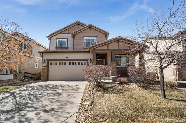 10255 Greenfield Circle, Parker, CO 80134 (#6595199) :: The HomeSmiths Team - Keller Williams