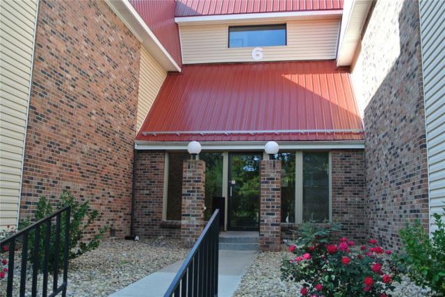 14720 E Kentucky Drive #615, Aurora, CO 80012 (MLS #6595555) :: 8z Real Estate