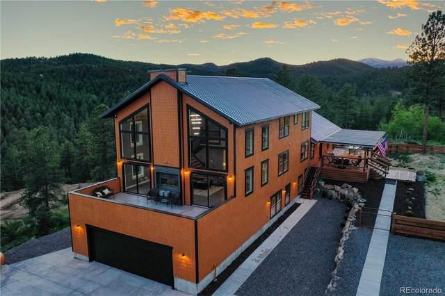 13591 Jita Lane, Pine, CO 80470 (#6595597) :: Berkshire Hathaway HomeServices Innovative Real Estate