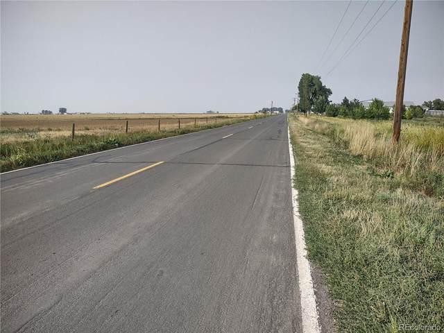 County Road 43, Ault, CO 80610 (MLS #6595779) :: Wheelhouse Realty