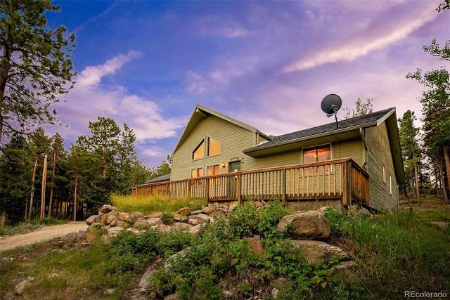 22 Crockett Trail, Ward, CO 80481 (#6596071) :: Real Estate Professionals