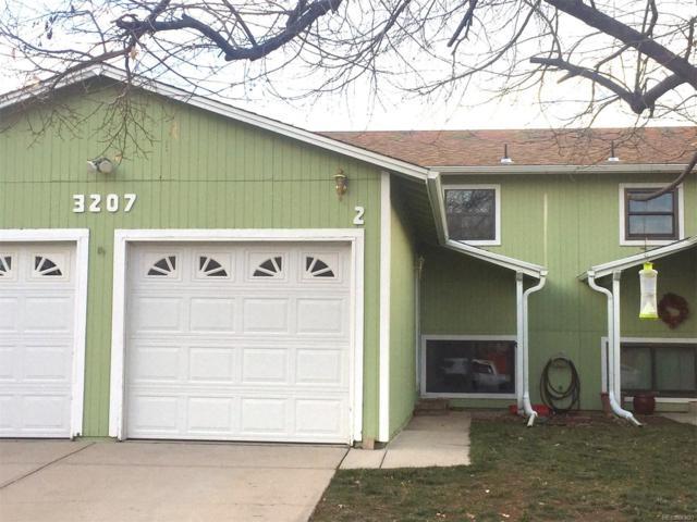 3207 Sumac Street #2, Fort Collins, CO 80526 (MLS #6597044) :: 8z Real Estate