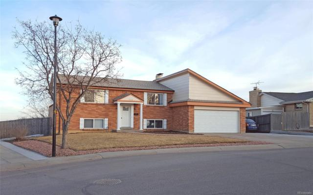 13316 W Center Drive, Lakewood, CO 80228 (#6597345) :: Bring Home Denver