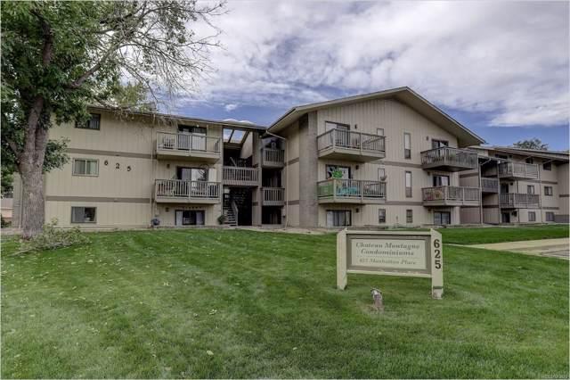 625 Manhattan Place #203, Boulder, CO 80303 (MLS #6597517) :: Kittle Real Estate