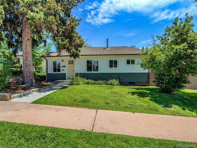 2870 S Grant Street, Englewood, CO 80113 (#6597812) :: The Griffith Home Team