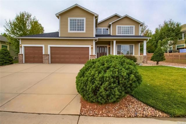 1915 Parfet Estates Drive, Golden, CO 80401 (#6598228) :: James Crocker Team