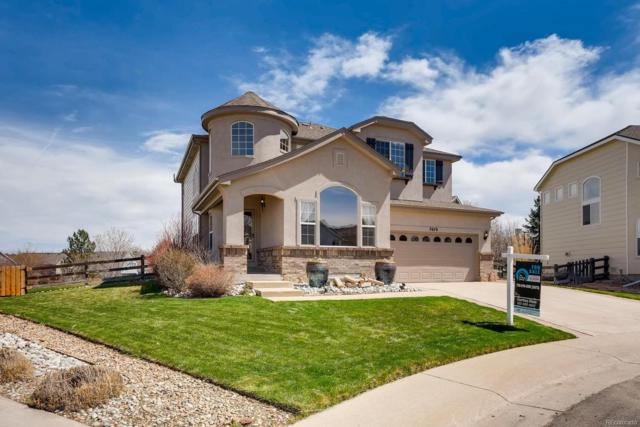 7670 Bison Court, Littleton, CO 80125 (#6598286) :: Compass Colorado Realty