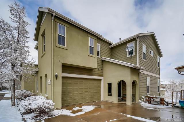 11847 E Maplewood Avenue, Greenwood Village, CO 80111 (#6598862) :: Hudson Stonegate Team