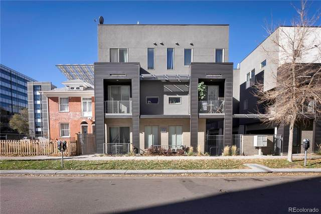 1323 Elati Street #2, Denver, CO 80204 (#6598913) :: Chateaux Realty Group