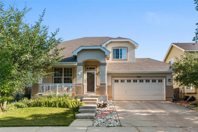 9918 E 112th Drive, Commerce City, CO 80640 (#6599293) :: Structure CO Group